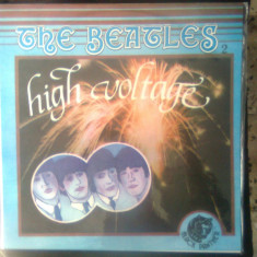 "Vinil (vinyl) - The Beatles 2 - High Voltage (Electrecord; lic. ""Black Panther"")"