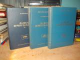 A. SAVESCU - ALBUM DE PROTECTIA PLANTELOR ( 3 VOL. ) , 1960/1962
