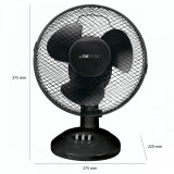 Ventilator de camera Clatronic VL 3601 23cm 30W Black