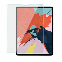 Folie protectie transparenta Case friendly Spigen GLAS.tR SLIM iPad Pro 12.9 inch (2018)