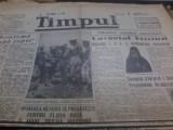 Timpul 9 11 1941 Cuvantul bisericii: Mesajul patriarhului Nicodim