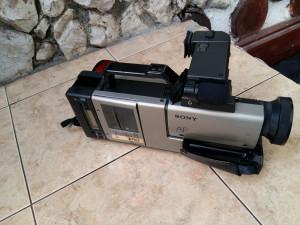 Camera vintage video 8 SONY CCD-V100 Pro DEFECTA