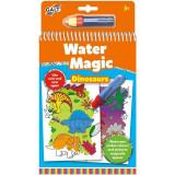Water Magic: Carte de colorat Dinozauri, Galt