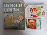 Carti numismatica Word Coins CD, monede geto-dacice, ghid instant coin collector