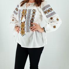 Ie traditionala Violeta, Alb