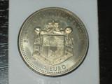 Moneda comemorativa 5 euro Liechtenstein 1997