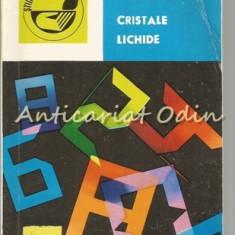 Cumpara ieftin Cristale Lichide - Alex Butucelea