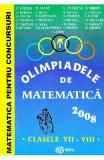 Olimpiadele de matematica 2008 Clasele 7-8 - C. Chites, M. Fianu