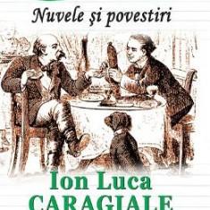 Nuvele si povestiri - Ion Luca Caragiale