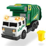 Masina de gunoi Dickie Toys City Cleaner cu accesorii