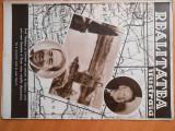 Revista Realitatea Ilustrata, 17 iun. 1934, Titulescu si Litvinow la Genava