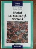 Tratat de asistenta sociala- George Neamtu