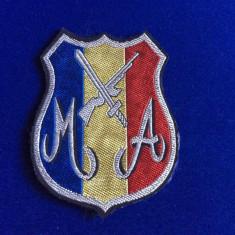 Efecte militare - Emblemă textilă militară - Militar angajat pe bază de contract