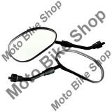 MBS Set oglinzi negre,M8, Cod Produs: MBS180231