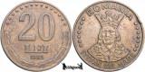 1993, 20 Lei - Romania