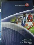 Anuarul fotbalului editat de UEFA (2010-2011), rezultate, scoruri