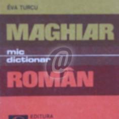 Mic dictionar roman-maghiar