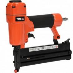 Capsator pneumatic professional Yato YT-09203, pentru capse si cuie