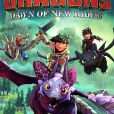 Dragons Dawn Of The New Riders Nintendo Switch