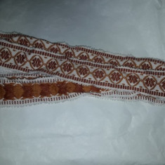 2 buc Brau Costum Popular,brau tesut traditional,brau vechi de colectie,T.GRATU