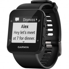 Smartwatch Forerunner 35 Cu HR Negru, Garmin