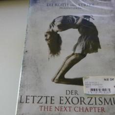 exorziesmus - next chapter - dvd