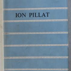 ION PILLAT - VERSURI , COLECTIA ' CELE MAI FRUMOASE POEZII ' , 1968
