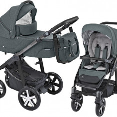 Carucior Multifunctional Baby Design Husky 17 Graphite 2019 (winter pack)