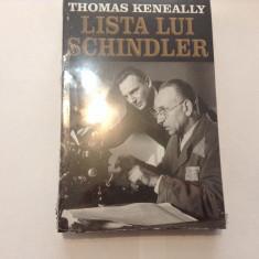 Lista lui Schindler - Thomas Keneally--rf17/3
