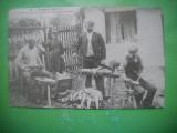 HOPCT 36985  CREQUY -DULGHERI DE CANELE LEMN-SERIA FRANTA 1900-1905-NECIRCULATA