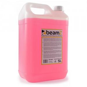 Beamz Lichid de ceață, 5L, efect de CO2, dispersie rapidă, roz
