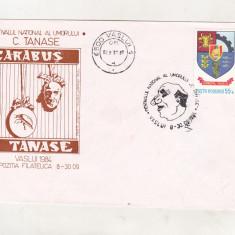 bnk fil Plic ocazional Expofil Carabus Tanase Vaslui 1984
