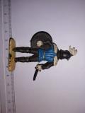 bnk jc Figurina de plastic - Jem Norev - cavaler medieval ( anii `70-`80)