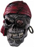 9902H - Masca craniu de pirat marimea M