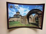 Carte postala Biserica Domnească Curtea de Argeș