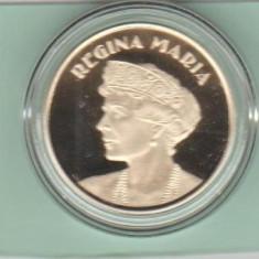 Romania 2019  50 bani Regina MARIA - Proof in capsula