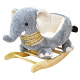 Cumpara ieftin Balansoar din Lemn Elefant, Bino