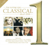 2 CD The Number One Classical Album 2008,originale: Pavarottti, Boticelli, Sting