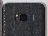 Samsung Galaxy S8 64GB, cu accesorii dbrand, Gri, Neblocat, Single SIM