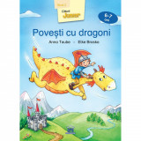 Carte Povesti cu dragoni, nivel 2, 6-7 ani, Editura DPH