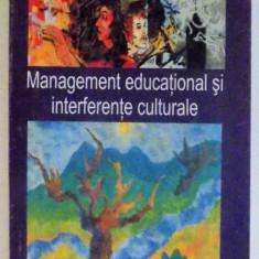 MANAGEMENT EDUCATIONAL SI INTERFERENTE CULTURALE , ANTOLOGIE DE PAUL POLIDOR , 2008