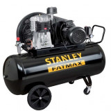 Compresor orizontal Stanley Fatmax BA 651/11/270 profesional 5.5CP 11Bar 640L/min