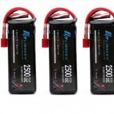 Baterie drona  LiPo 7.4v 2500mAh pentru drone Syma X8C X8W X8G X8 RC Banana plug