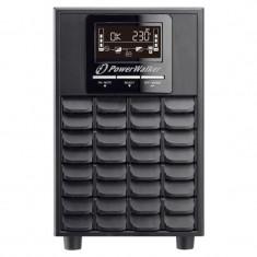 UPS on-line Powerwalker, baterie 3 x 12 V / 9 Ah, 1500 VA, 1500 W