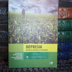 IOSIF GABOS GRECU - DEPRESIA , METODE DE DIAGNOSTIC SI TRATAMENT , 2007