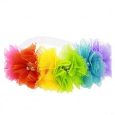 Bentita cu flori din tule, Universal