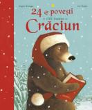 Cumpara ieftin 24 de povesti de citit inainte de Craciun/Brigitte Weninger