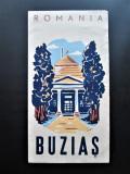 Pliant Turistic vechi, Romania 1945-1950: Buzias