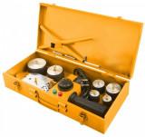 Trusa Sudura PPR 20-63 mm, 1500W, Tolsen Industrial + accesorii