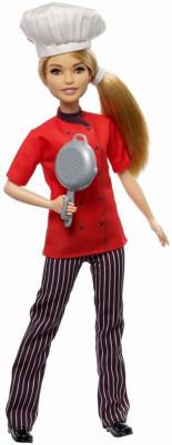 Papusa Barbie Cariere Chef In Bucatarie foto